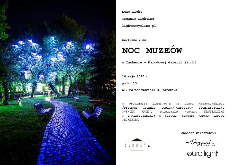 Noc Muzeów z Euro-Light